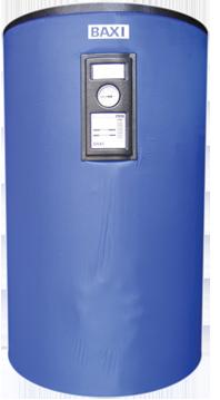 baxi dual coil storage tank