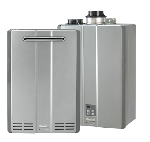 tankless water heaters rinnai