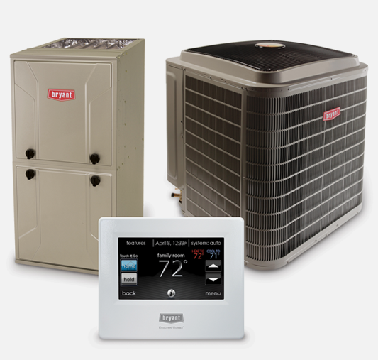 Ottawa HVAC Equipment from Bryant