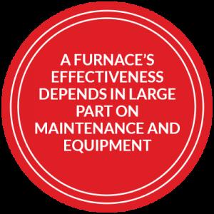 furnace effectiveness info