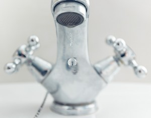 tankless water heater faucet