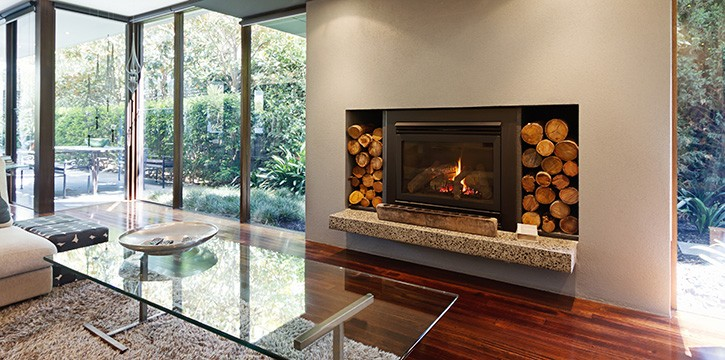 Upgrade your home with a fireplace