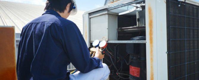 Licensed HVAC technician