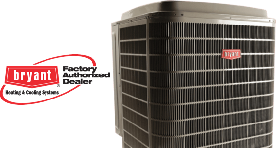 Bryan heating and cooling system